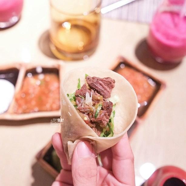 Carne Asada Taco at Bengawan Restaurant - Keraton at The Plaza by Myfunfoodiary 01