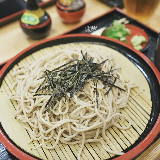 Cold Soba for Lunch at Kiyomizudera Temple by Myfunfoodiary