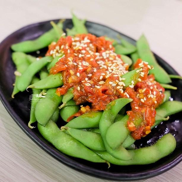 Edamame Balado at Suntiang Restaurant by Myfunfoodiary