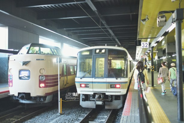 JR Lines to Arashiyama Bamboo Grove by Myfunfoodiary