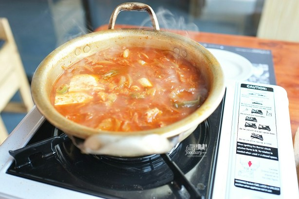 Kimchi Jjigae at Seorae Flavor Bliss Alam Sutera by Myfunfoodiary