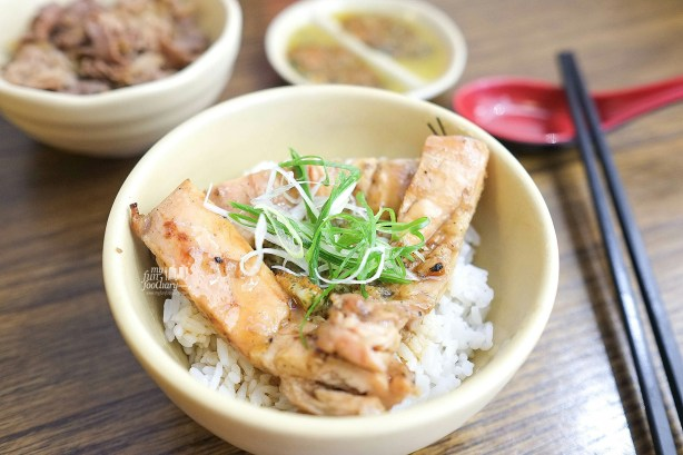Mini Yakitori Don at Donburi Ichiya Lippo Mall Puri by Myfunfoodiary