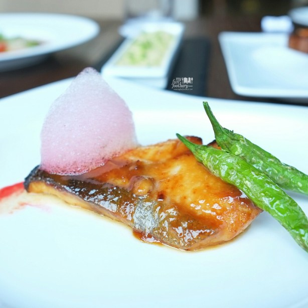 Miso Black Cod at Akira Back Jakarta by Myfunfoodiary