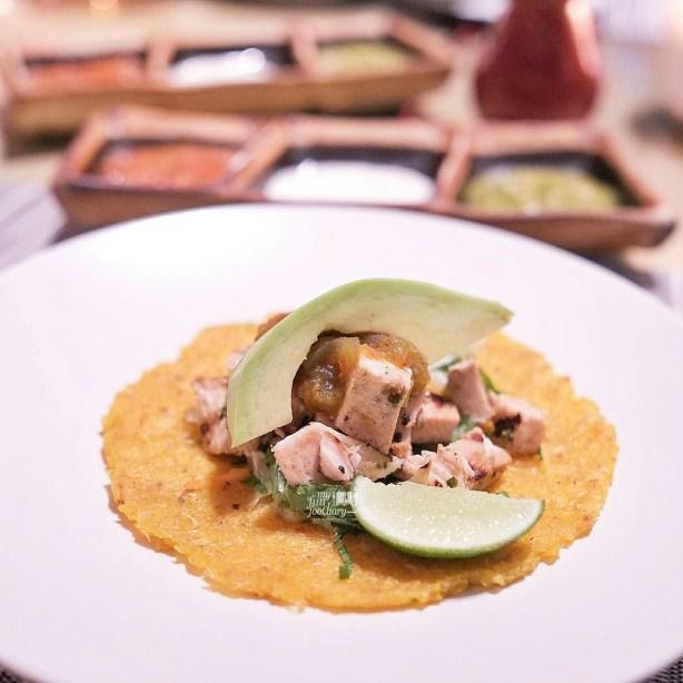 Tacos De Pollo at Bengawan Keraton at The Plaza by Myfunfoodiary