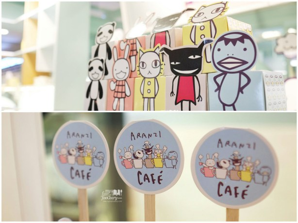 Decorations at Aranzi Cafe Jakarta by Myfunfoodiary 01