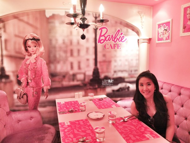 Good Times at Barbie Cafe Taiwan by Myfunfoodiary