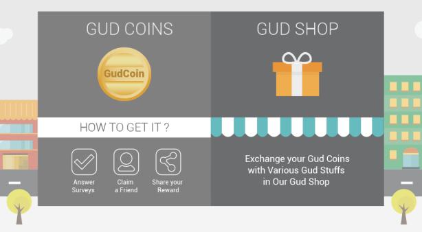 Gud Coins vs Gud Shop