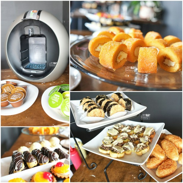 High Tea Session at BART Artotel by Myfunfoodiary