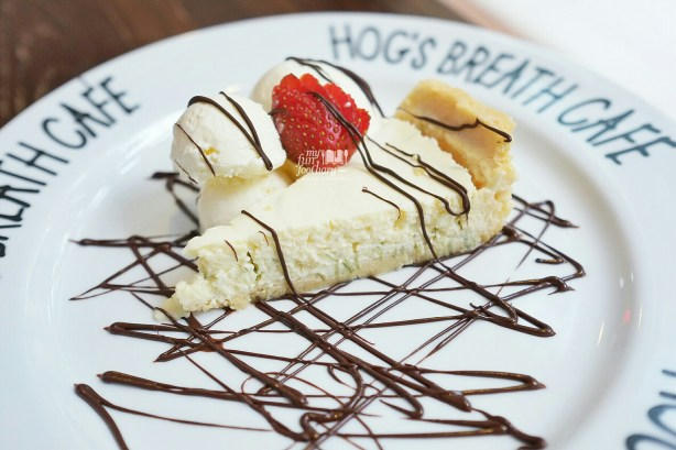 Key Lime Cheese Cake at Hogs Breath Cafe by Myfunfoodiary