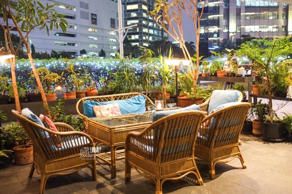 Jakarta outdoor place CASPAR IS
