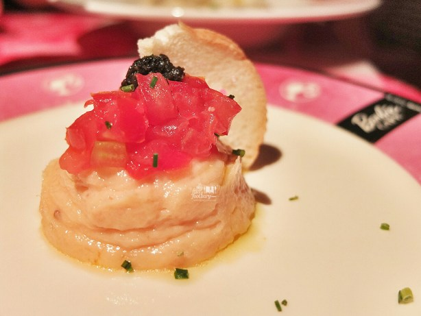 Truffle Salmon Mousse at Barbie Cafe Taiwan by Myfunfoodiary