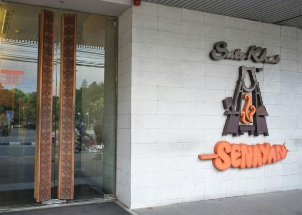 Akses Masuk at Sate Khas Senayan Menteng by Myfunfoodiary