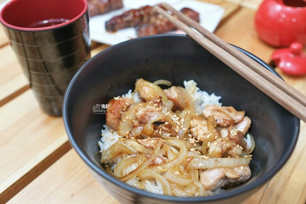 Chicken Teriyaki at Tomio Japanese Izakaya by Myfunfoodiary