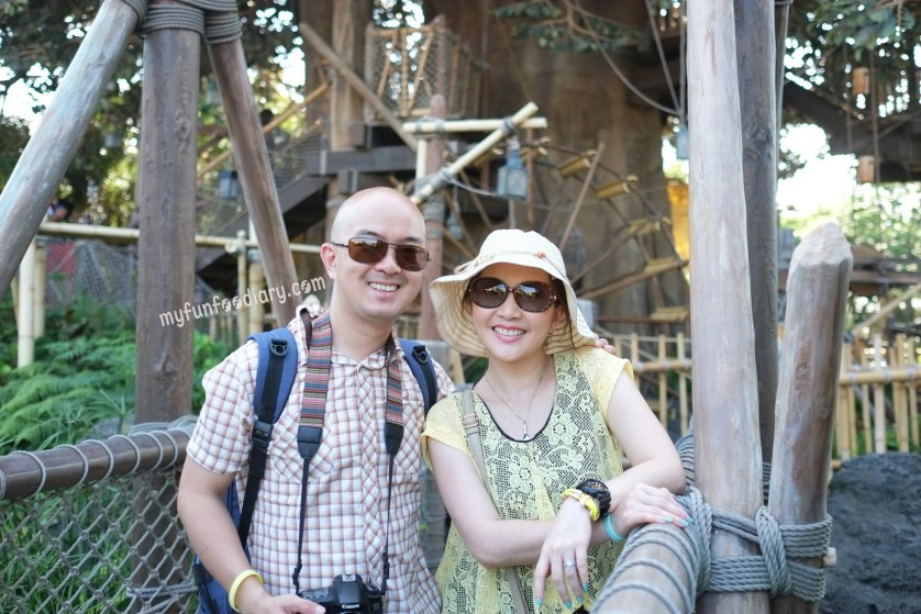 Exploring Swiss Family Treehouse at Tokyo Disneyland by Myfunfoodiary