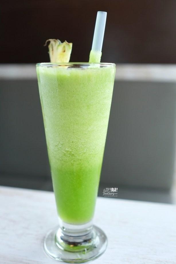 Green Juice at Shirayuki PIK by Myfunfoodiary