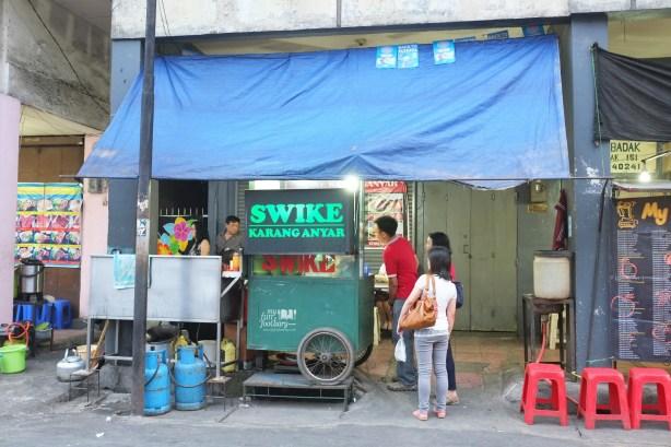 Swike Karanganyar Bandung by Myfunfoodiary