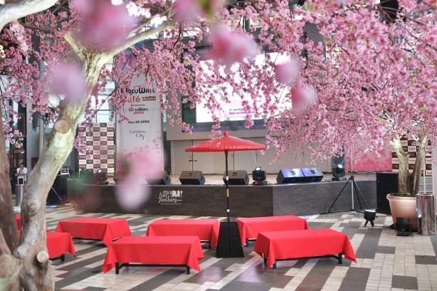 Activity Corner at Wakuwaku Cafe Japan by Myfunfoodiary