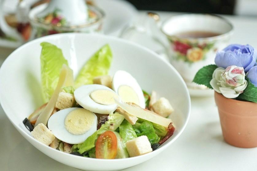 Chicken Caesar Salad at Angelita Patisserie by Myfunfoodiary