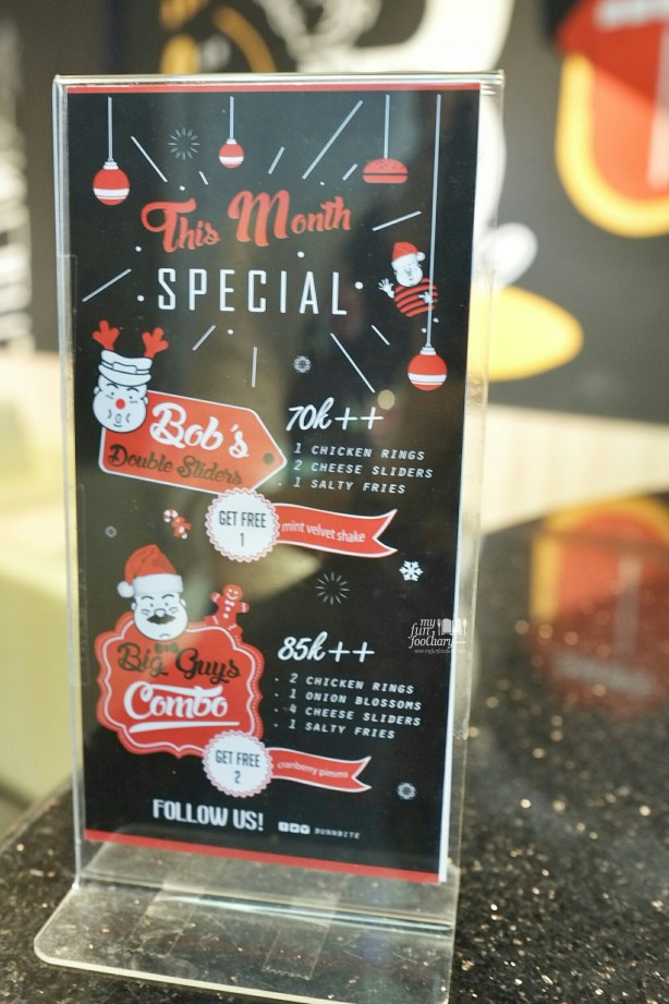December Promo at Bun n Bite Kelapa Gading by Myfunfoodiary