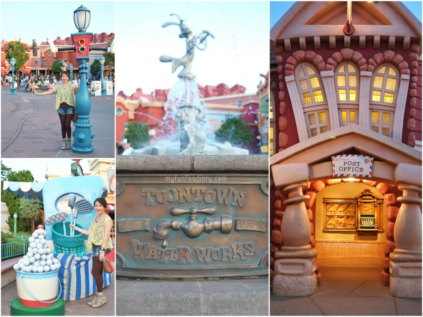 Fun at Toon Town Tokyo Disneyland by Myfunfoodiary