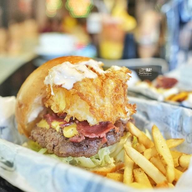 Heart Attack Burger at Bun n Bite Kelapa Gading by Myfunfoodiary 01