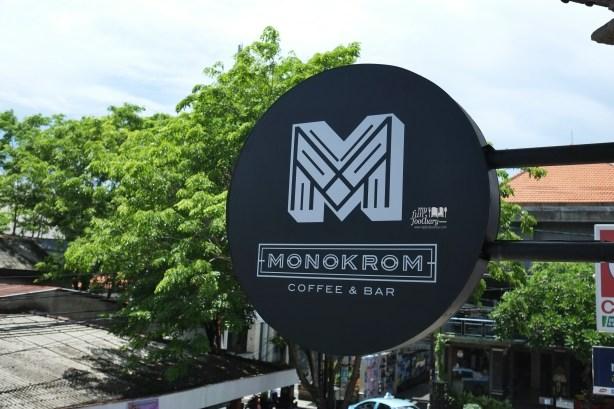 Icon Monokrom Bali by Myfunfoodiary