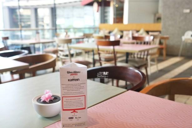Outdoor Area at Wakuwaku Cafe Japan by Myfunfoodiary