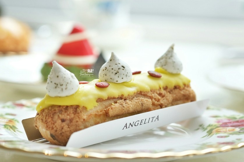 Passion Fruit Eclair at Angelita Patisserie by Myfunfoodiary