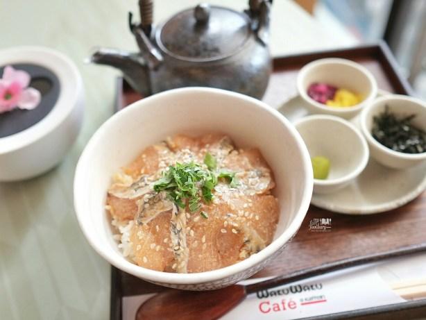 Tai-Chazuke at Wakuwaku Cafe Japan by Myfunfoodiary