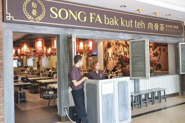 Tampak Depan Song Fa Bak Kut Teh Jayakarta Food Place - by Myfunfoodiary