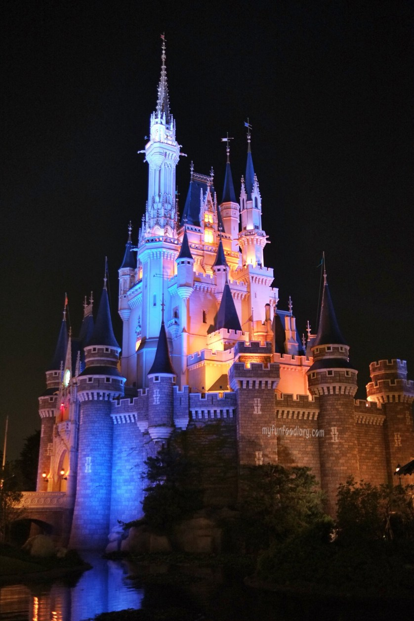 The Cinderella Caste at Tokyo Disneyland by Myfunfoodiary