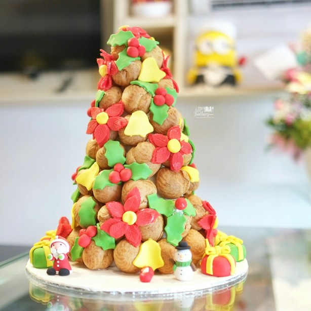 Yummy Christmas Tree at Kamo Kuma Jakarta by Myfunfoodiary
