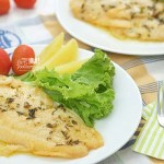 [RECIPE] Dory Fish with Lemon Butter Sauce