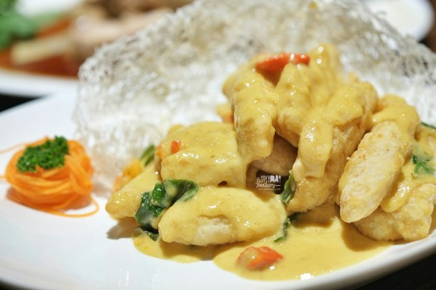 Goreng Ikan Dori Telur Asin at Three in One Cafe and Bistro by Myfunfoodiary