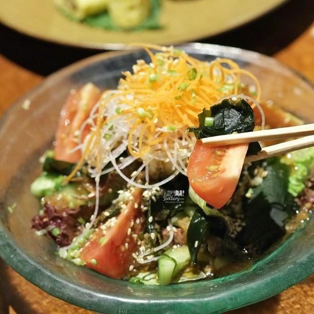 Kani Salad at Nampu Restaurant Grand Hyatt Bali by Myfunfoodiary