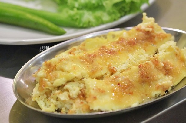 Kimchi Eggs at Magal Resto PIK by Myfunfoodiary