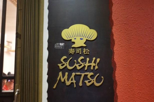 Logo Sushi Matsu BSD by Myfunfoodiary