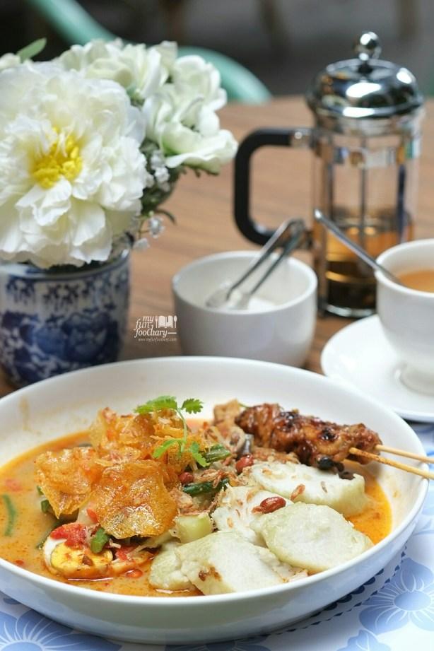 Lontong Sayur Medan at Blue Jasmine Restaurant by Myfunfoodiary