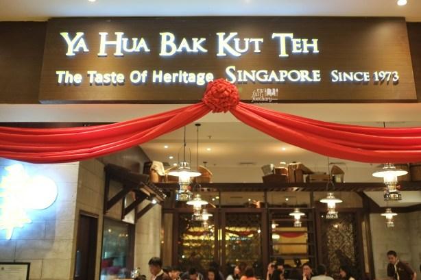 Pembukaan Ya Hua Bak Kut Teh Taman Anggrek by Myfunfoodiary
