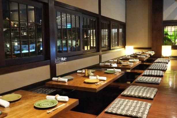 Suasana Nampu Restaurant at Grand Hyatt Bali by Myfunfoodiary 03