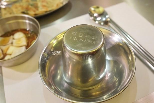 Tableware at Magal Resto PIK by Myfunfoodiary