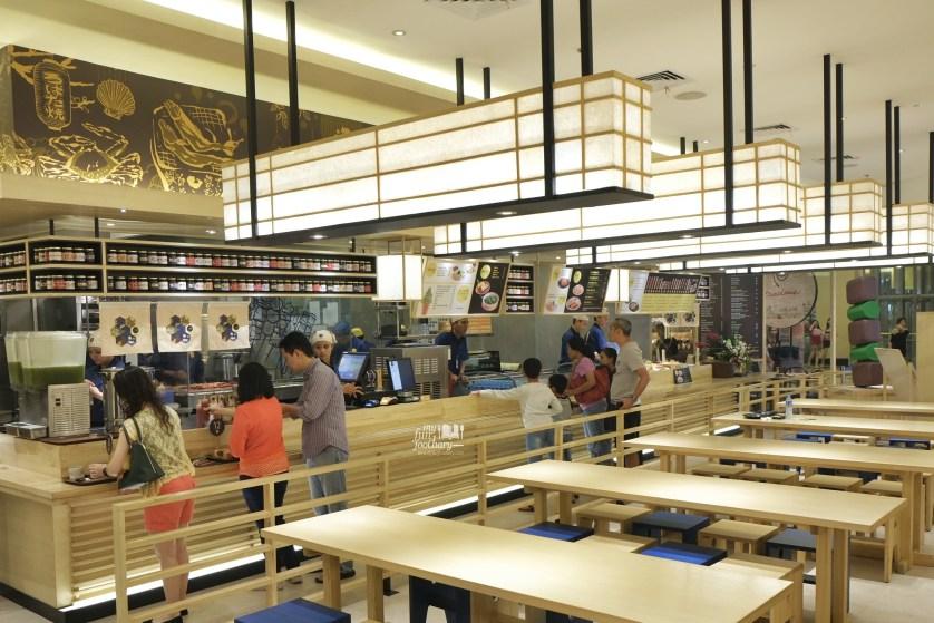 Ambiance at Roba Yakitori Mall Taman Anggrek by Myfunfoodiary 01