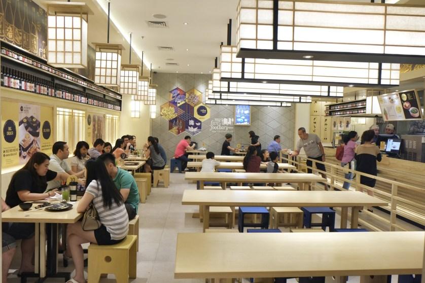 Ambiance at Roba Yakitori Mall Taman Anggrek by Myfunfoodiary