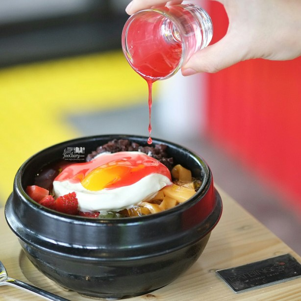 Bibim Patbingsoo at Pat Bing Soo Korean Dessert by Myfunfoodiary