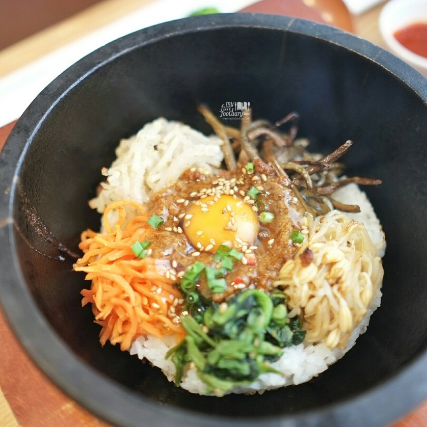 Bibimbap at Osuri Restaurant in Tokyo Japan by Myfunfoodiary