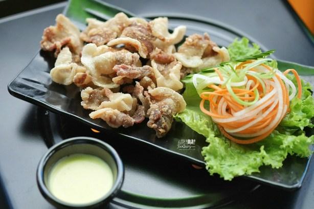 Fried Samgyeobsal at Pat Bing Soo Korean Dessert by Myfunfoodiary