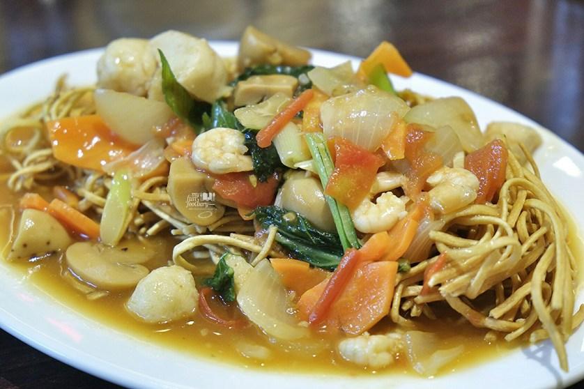 Ifumie Binjai at Babura Dimsum Restaurant PIK by Myfunfoodiary