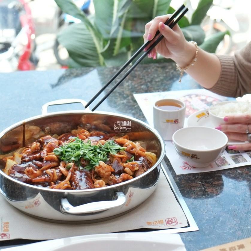 Mullie Lunch at Huang Ji Huang PIK by Myfunfoodiary
