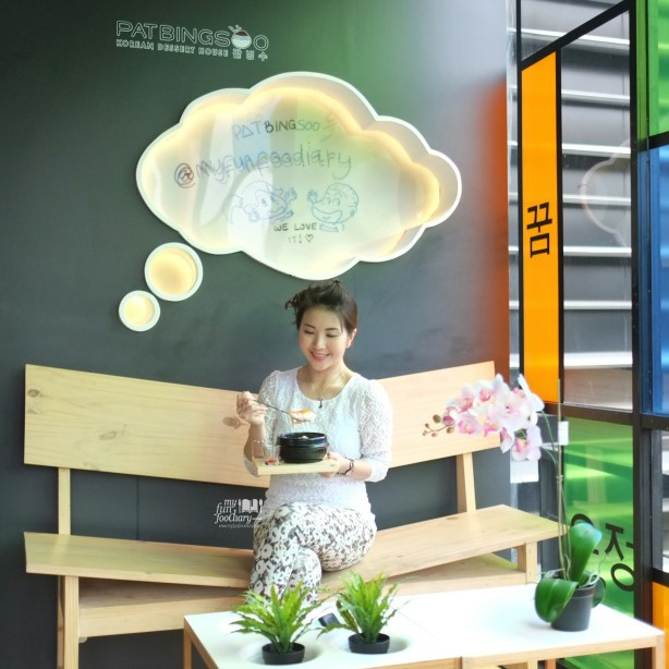 Mullie at Pat Bing Soo Korean Dessert by Myfunfoodiary