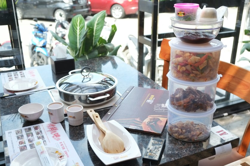 Our Orders at Huang Ji Huang PIK by Myfunfoodiary